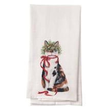 Holiday Cheer Flour Sack Towel Sets