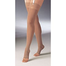 Support Plus™ Firm Support Above Knee-Open Toe