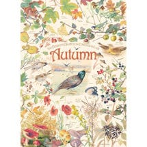 Country Diary: Autumn Puzzle