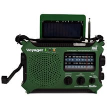 Emergency Radio - Green
