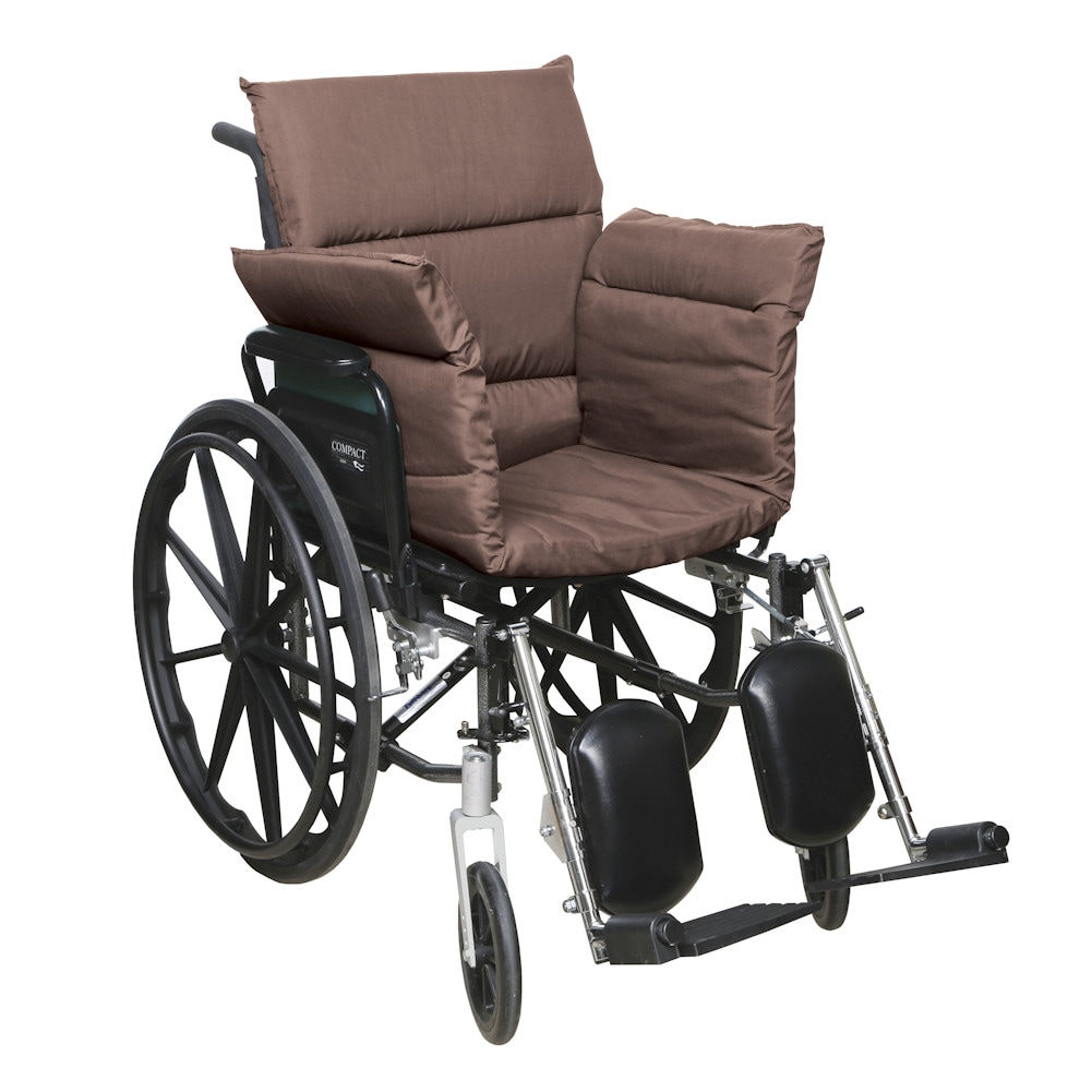 Wheelchair Seat Cushions Product : Easycomforts total chair and wheelchair pressure relief