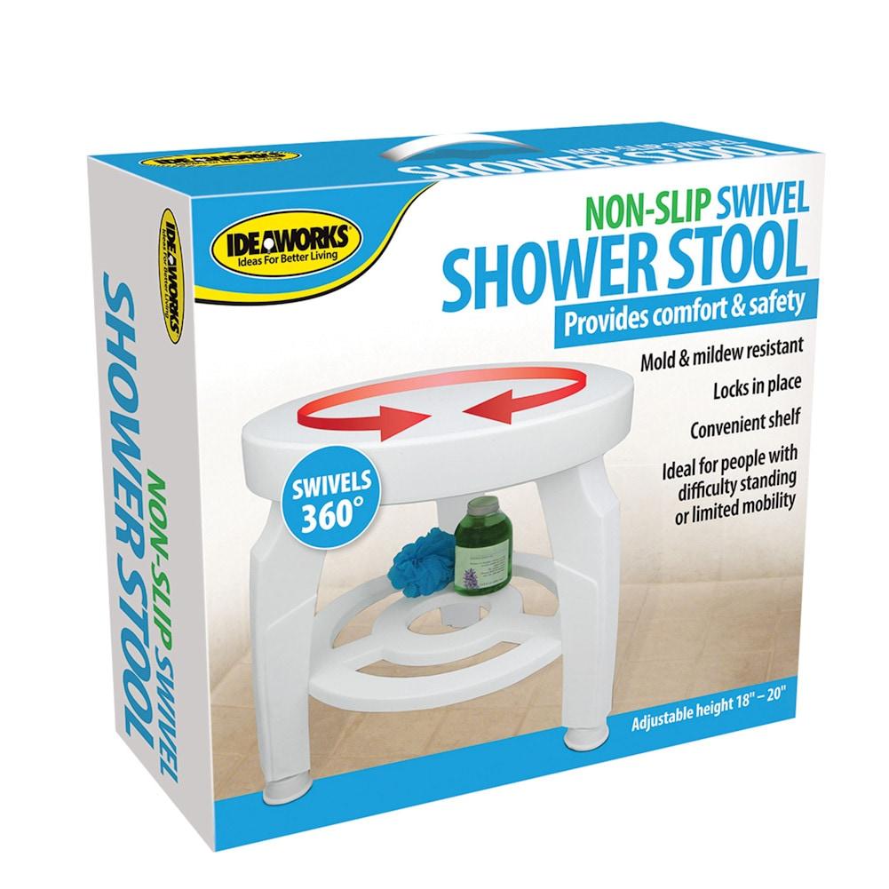 Bath Shower Swivel Seat - Mobility Bathing Aid   eBay