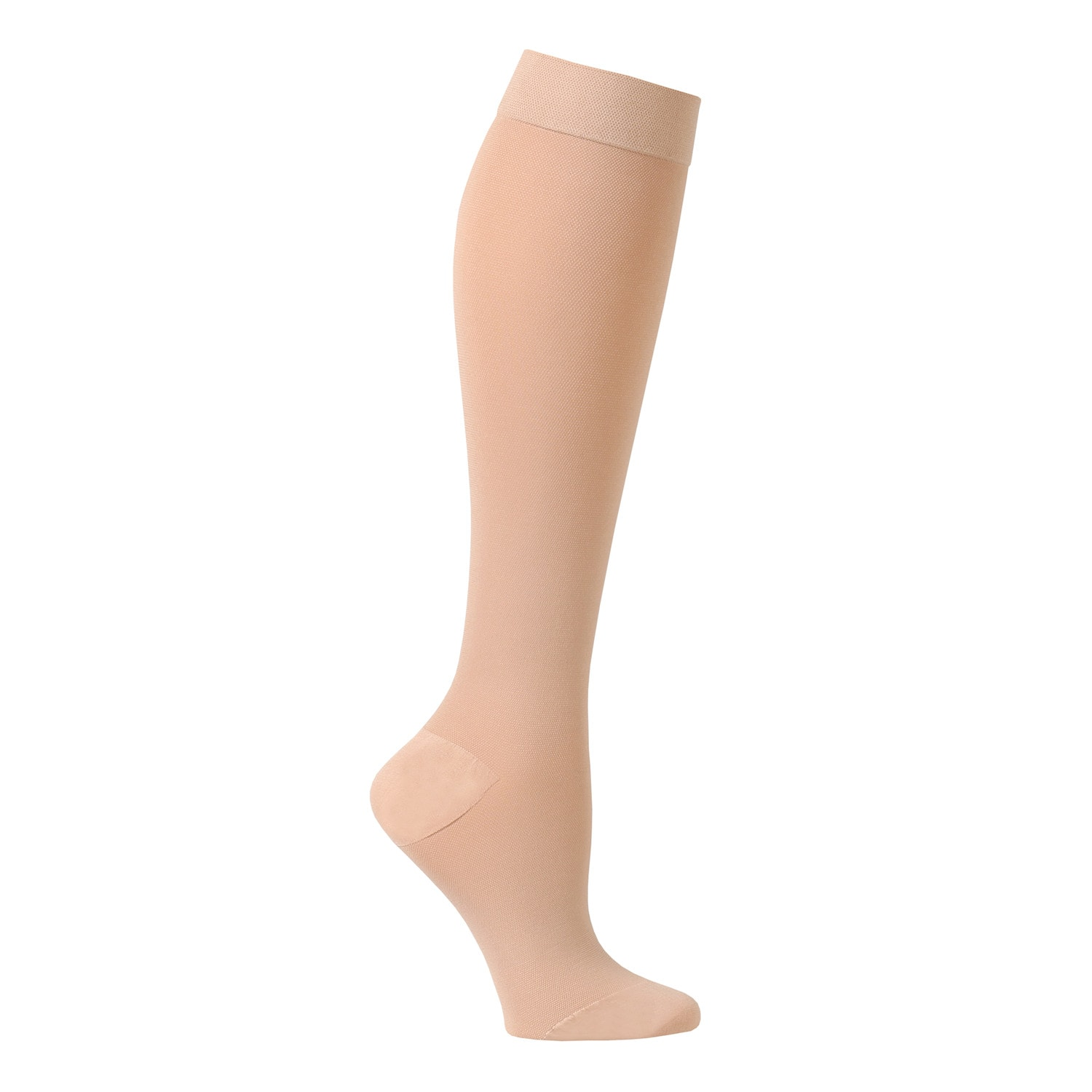 36374028a Support Plus Women s Firm Compression Hose -Opaque Knee High Wide Calf  Stockings